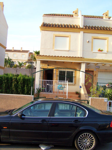 House in Orihuela costa - Vacation, holiday rental ad # 25805 Picture #2