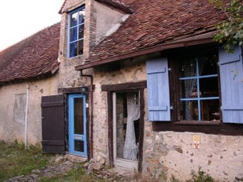 Boerderij in la chasseigne te huur voor 6 personen for Te koop oude boerderij