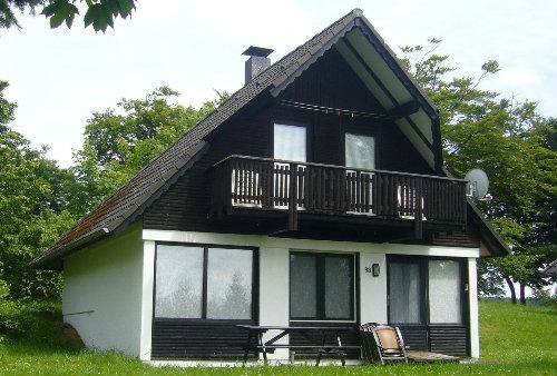 Maison Frankenau - 6 personnes - location vacances  n°25858