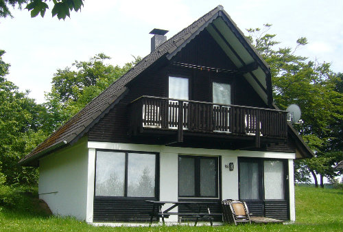 Huis 6 personen Frankenau - Vakantiewoning  no 25858