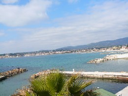 Six fours les plages -    view on sea