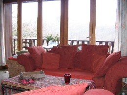 Chalet in Vresse-sur-semois for   4 •   animals accepted (dog, pet...)