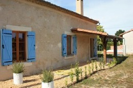 Gite 15 people Echourgnac - holiday home  #25111