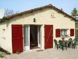 Gite Lamérac - 2 personnes - location vacances  n°25149