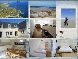 Maison Penmarch - 10 personnes - location vacances  n°25196