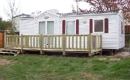 Mobil-home 4 personnes Port Le Grand - location vacances  n°25239