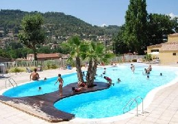 Chalet in Solliès toucas for   6 •   animals accepted (dog, pet...)