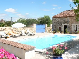 Gite Sorges - 4 people - holiday home  #25310