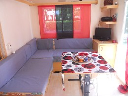 Mobile home 5 people France - holiday home  #25402
