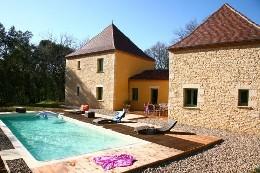 Maison Sarlat La Caneda - 8 personnes - location vacances  n°25411