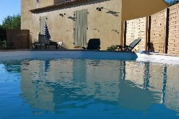 Gite Lourmarin - 8 personnes - location vacances  n°25470