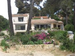 Maison 5 personnes La Seyne / Mer - location vacances  n°25621