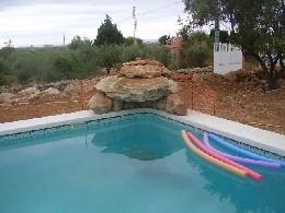 Haus in Peniscola für  4 •   mit privat Schwimmbad