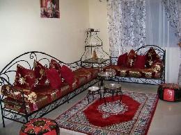 Appartement in Tanger voor  5 •   uitzicht op zee