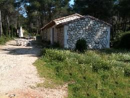 Maison Les Baux De Provence - 4 personnes - location vacances  n°25683