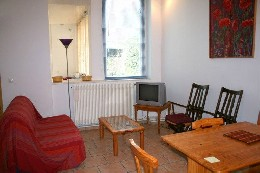 Flat in Wimereux for   6 •   animals accepted (dog, pet...)