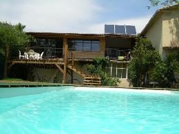 Maison Simiane - 7 personnes - location vacances  n°25713