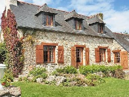 Maison Lanveoc - 8 personnes - location vacances  n°25726