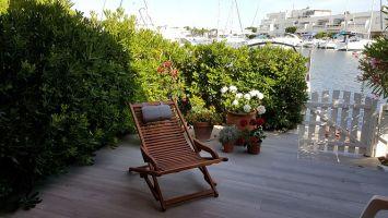 Appartement Port-camargue  Grau Du Roi - 6 personen - Vakantiewoning  no 25841