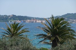 Sainte maxime -    Aussicht aufs Meer