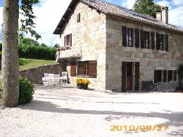 Saint Jeures - 6 personnes - location vacances  n°25868