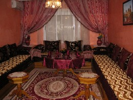 Appartement Agadir - 6 personnes - location vacances  n°25924