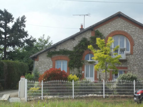 House in Cheverny - Vacation, holiday rental ad # 26010 Picture #0
