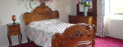 Bed and Breakfast in Le Vivier sur Mer - Vakantie verhuur advertentie no 26027 Foto no 3