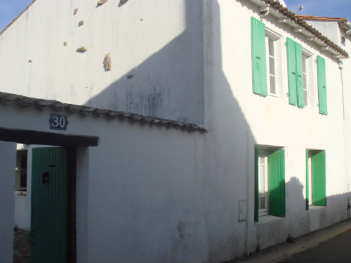 House in Les portes en ré - Vacation, holiday rental ad # 26055 Picture #5