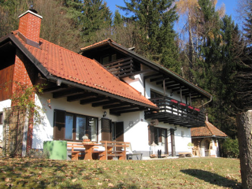 Chalet in Slovenie mozirje golte for   6 •   with balcony   #26110