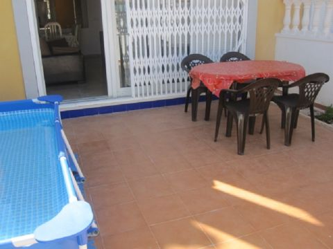House in Orihuela Costa - Vacation, holiday rental ad # 26124 Picture #15