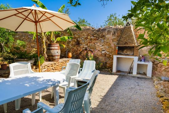 Casa rural Ibiza - 8 personas - alquiler n°26132
