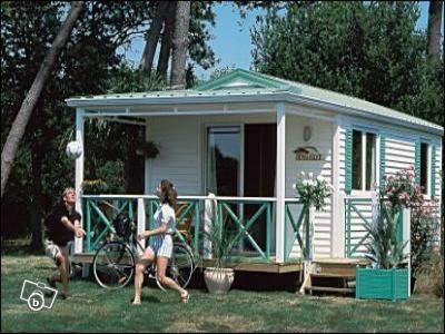 Stacaravan 6 personen Lunel - Vakantiewoning  no 26225