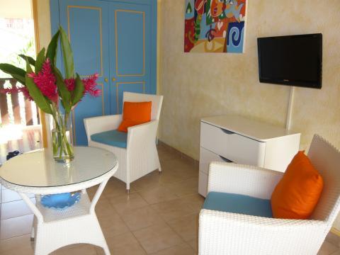 Studio 3 personnes Sainte Anne - location vacances  n°26230