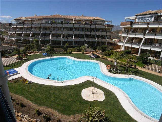 Flat in Mijas Costa - Vacation, holiday rental ad # 26239 Picture #1