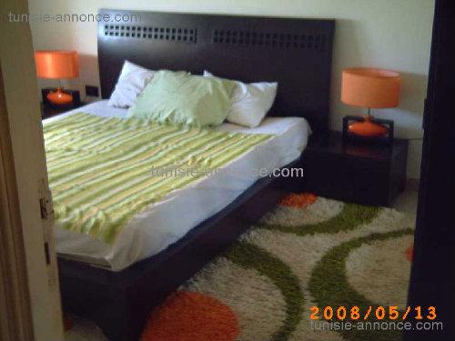 Marsa -    3 chambres