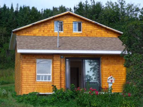 Chalet à Gaspé pour  4 •   avec terrasse   n°26309