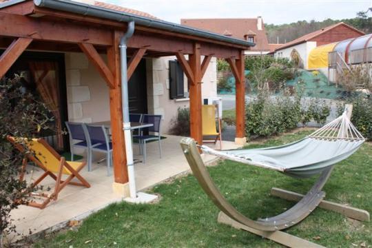 Gite 2 people Castelnaud La Chapelle - holiday home  #26331