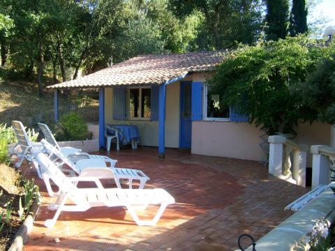 Huis Roquebrune Sur Argens - 7 personen - Vakantiewoning  no 26333