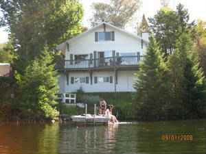 Chalet St-adolphe-d'howard - 6 people - holiday home  #26361
