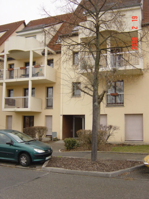 Flat in Strasbourg - Vacation, holiday rental ad # 26370 Picture #0