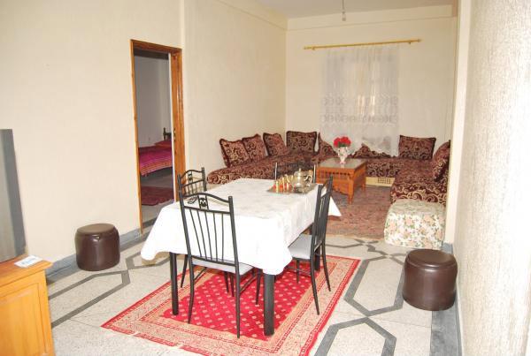 Appartement Meknes - 7 personen - Vakantiewoning  no 26383
