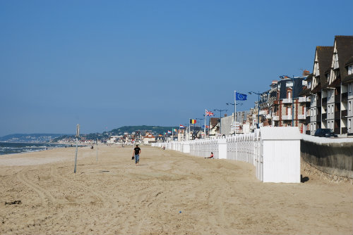Gite in Villers sur mer - Vacation, holiday rental ad # 26385 Picture #2