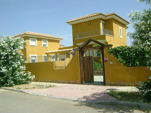 Casa en Vera para  6 •   con piscina privada  n°26400