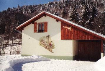 Chalet Le Ménil - 6 personnes - location vacances  n°26406