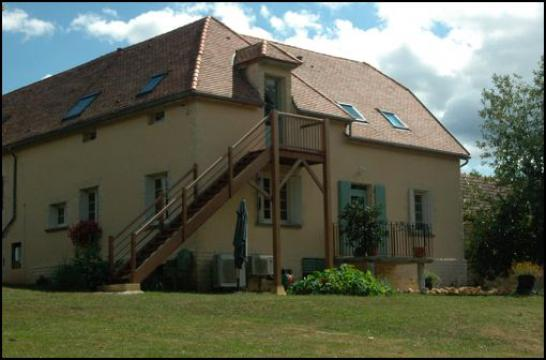 Gite in Saint-geniès for   4 •   animals accepted (dog, pet...)