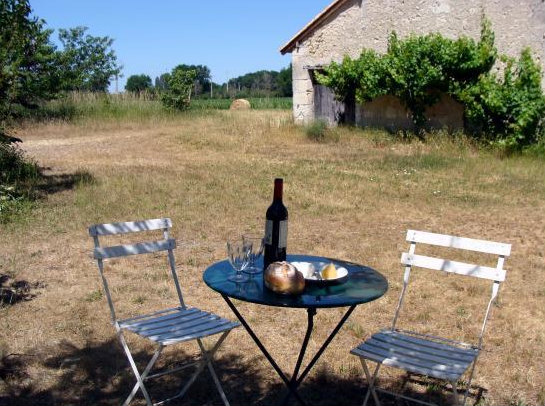 House in Aubeterre-sur-Dronne - Vacation, holiday rental ad # 26418 Picture #11