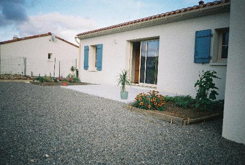 Gite Nieul Sur L'autize - 4 personnes - location vacances  n°26533