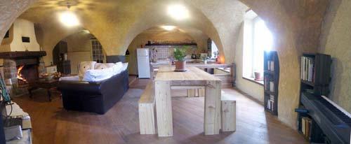 Maison 14 personnes Le Lauzet-ubaye - location vacances  n°26555