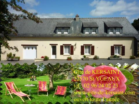 Gite in saint igeaux - Vacation, holiday rental ad # 26556 Picture #1